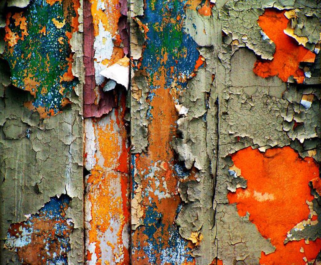 Descascaramiento Omiso Flickr