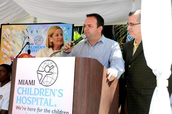 Miami Children's Hospital 60th Anniversary Celebration ...