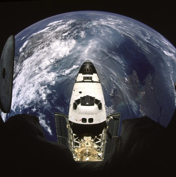 Earth and Space Shuttle Atlantis Flickr Photo Sharing