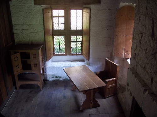 Mount Grace Priory Room In Monks Cell Maintained By