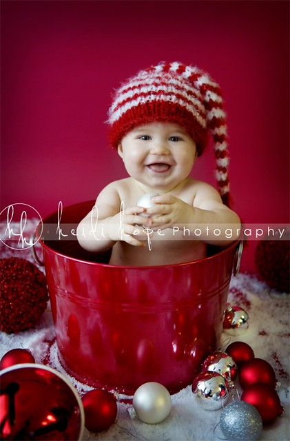 Holiday Baby This Little Cutie Was Full Of Smiles Today