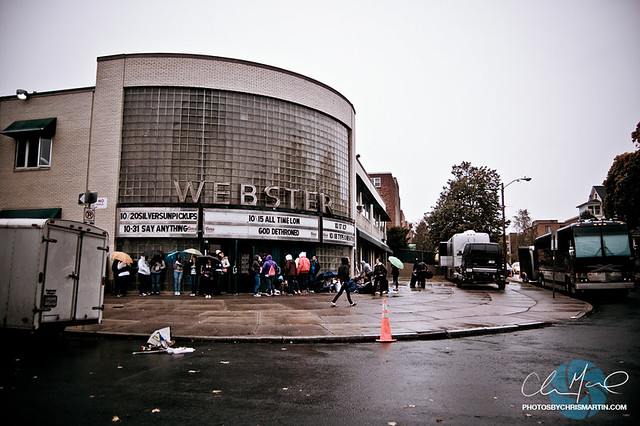 The Webster Theatre Hartford Ct This Was The Outside