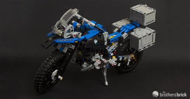 lego technic 42063 bmw r 1200 gs adventure review the. Black Bedroom Furniture Sets. Home Design Ideas