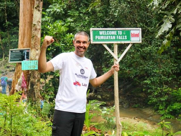 Caminata a Pamuayan