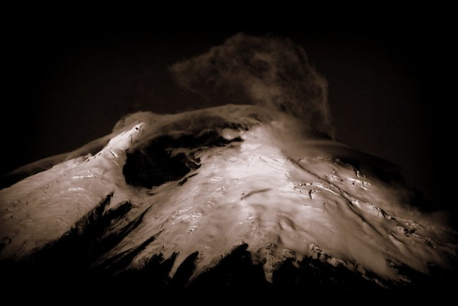 The Cotopaxi Volcano Cotopaxi, Latacunga, Ecuador