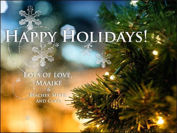 Happy Holidays 2009