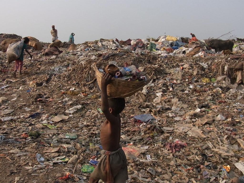 Kolkata Waste Dump Vision Kolkata Waste Dump Vision