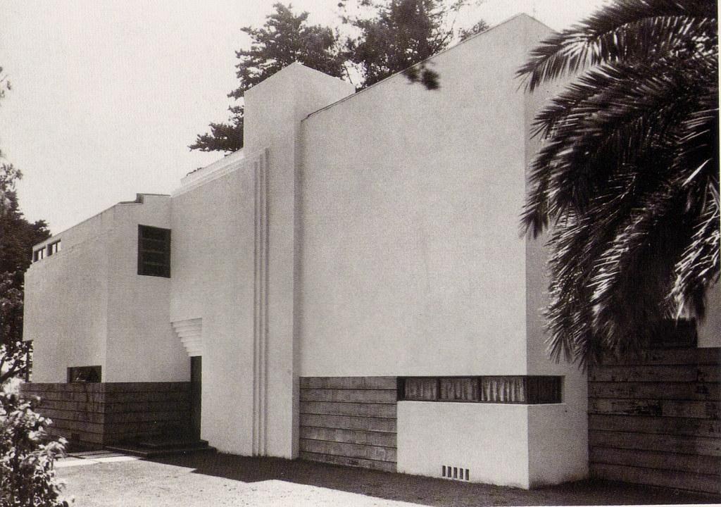 Cedric Gibbons Dolores Del Rio House Built Santa Monica