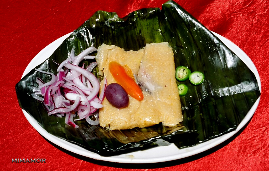 Tamal Peruano Copyright All My Photographic Images Are