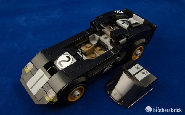 75881 2016 Ford GT & Ford GT40