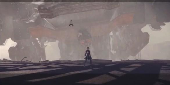 Nier Automata - Goliath Boss