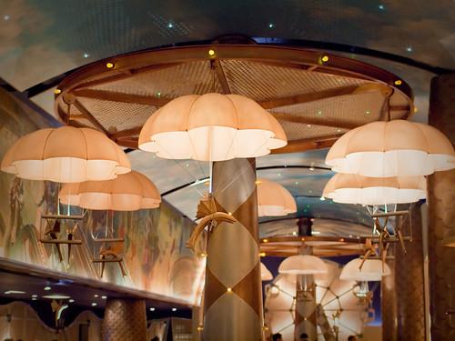 Flying Fish Interior