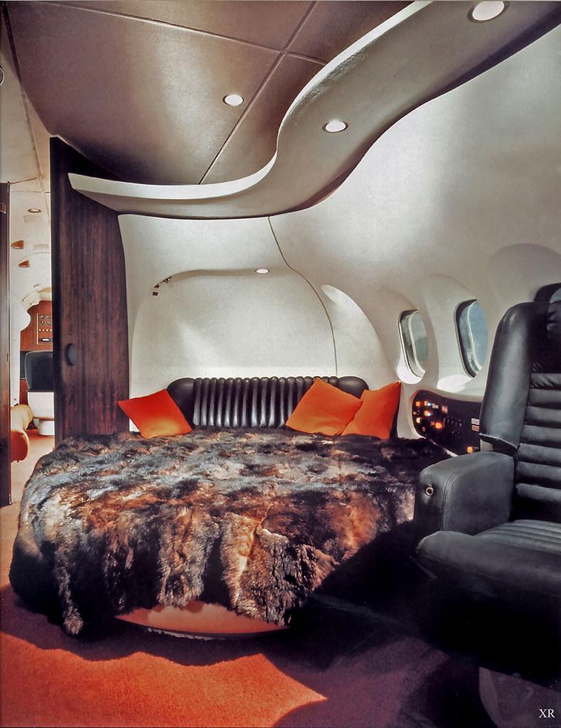 1969 Hugh Hefner S Jet Www Jetgala Com Story 201108