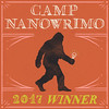 @JLenniDorner #nanowrimo Camp-2017-Winner-Profile-Photo