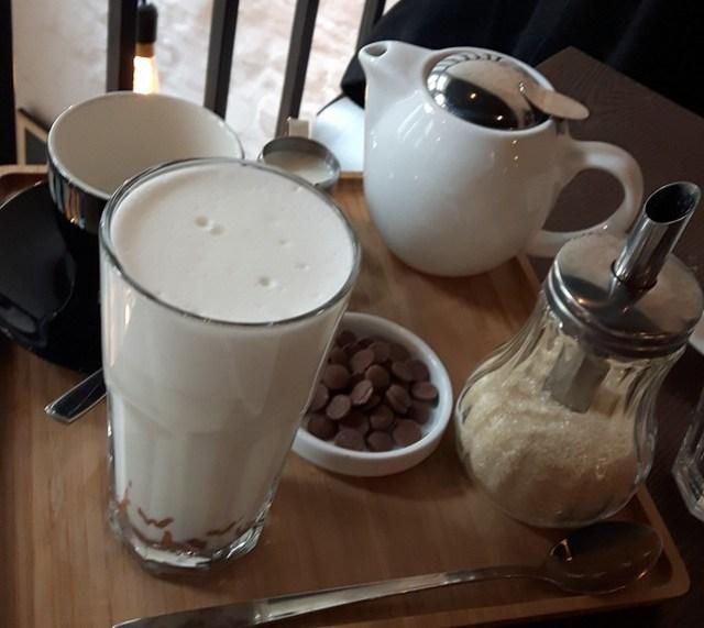 Baristas no 75 Koffibars in Oostende