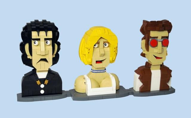 LEGO Preacher