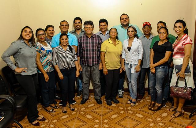 Prefeito reúne com ONG de Juruti e fecha parceria na área ambiental, IJUS, Juruti