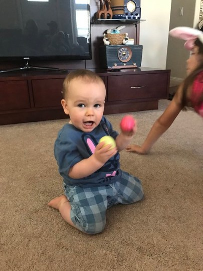Easter Liam