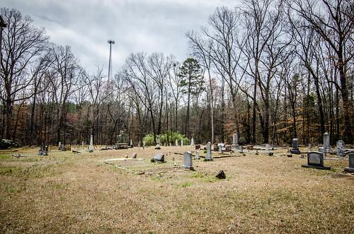 Carmel Presbyterian Church and Cemetery-003