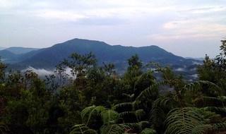 climbing mount pangulubao/bukit manja