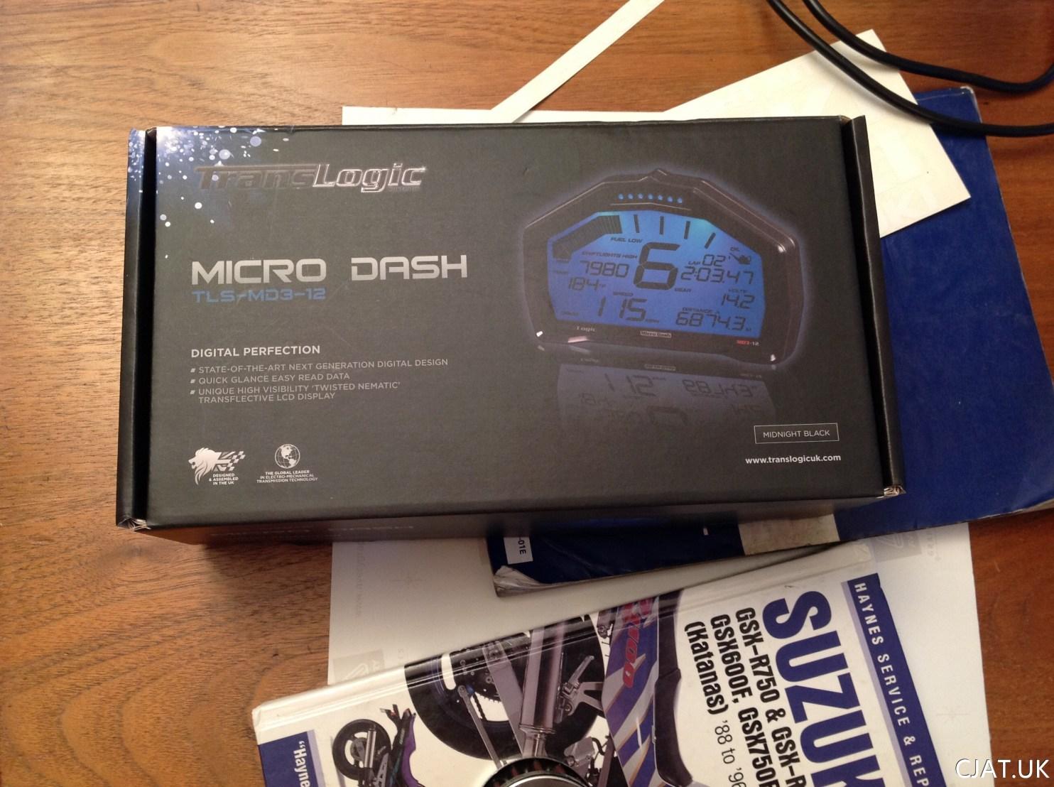 Translogic Microdash 3