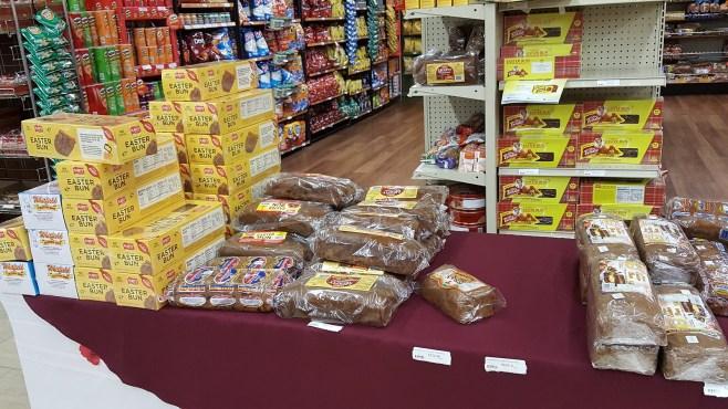 Paseo por un supermercado de Kingston