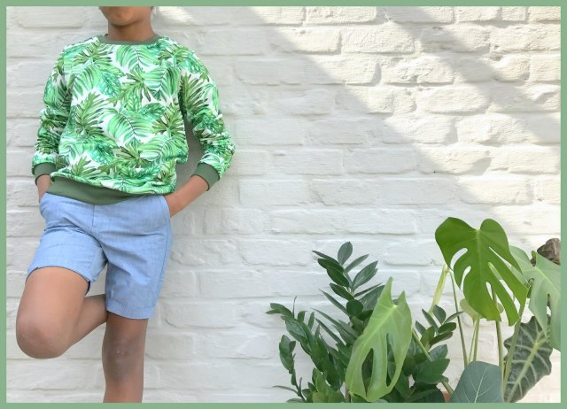botanical boy