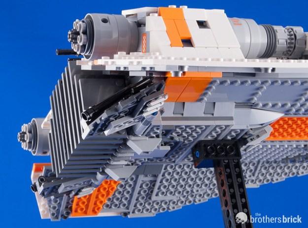 75144 Snowspeeder