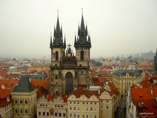 Visita a Praga