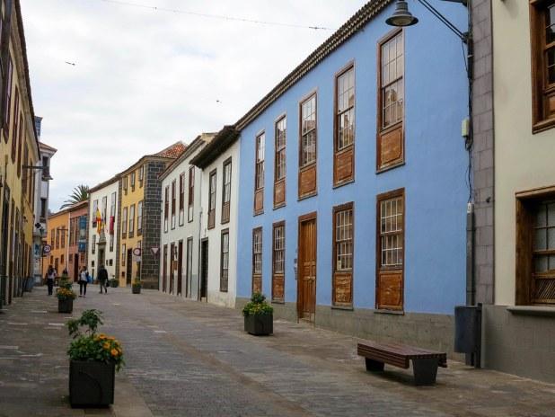 Calle San Agustin La Laguna
