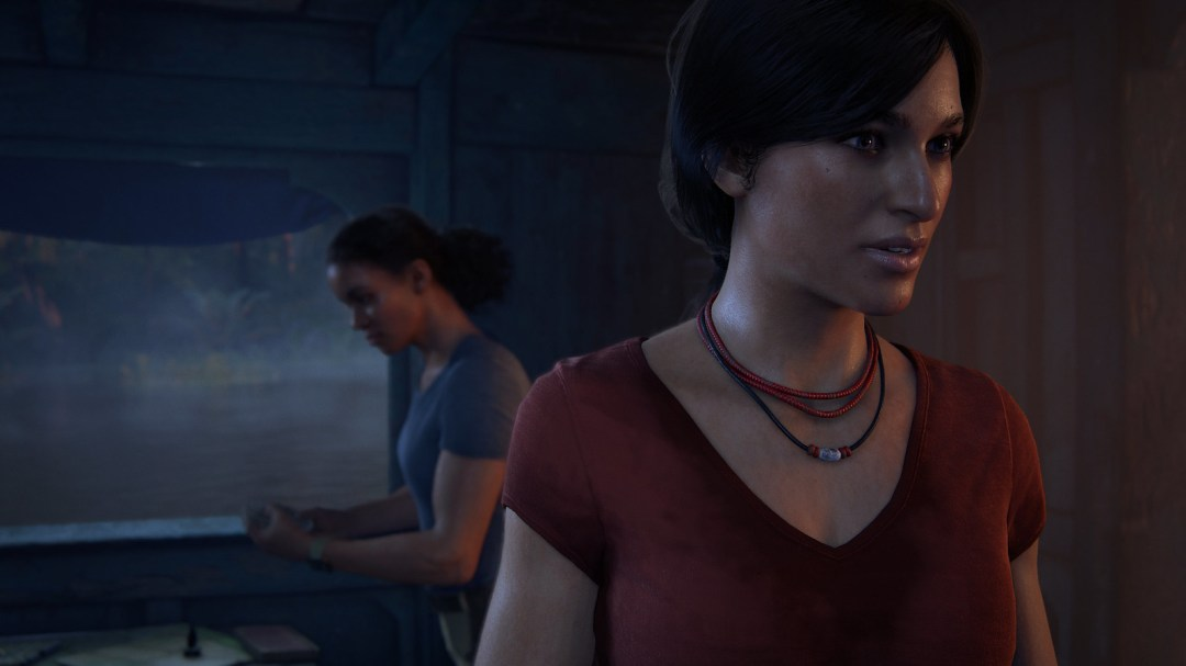 Uncharted: The Lost Legacy cinematic trailer