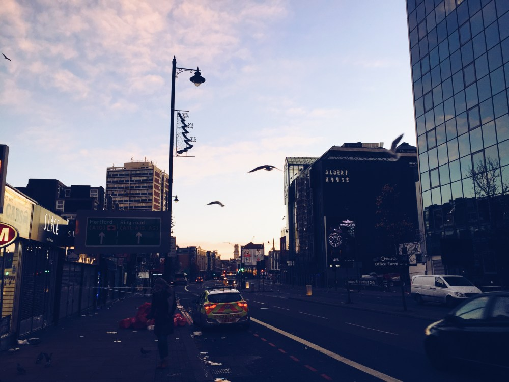 11 Dec 2016: Good morning! | London, England