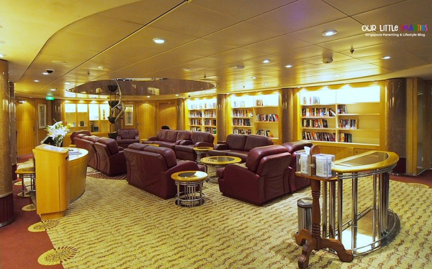 Library on Deck 7