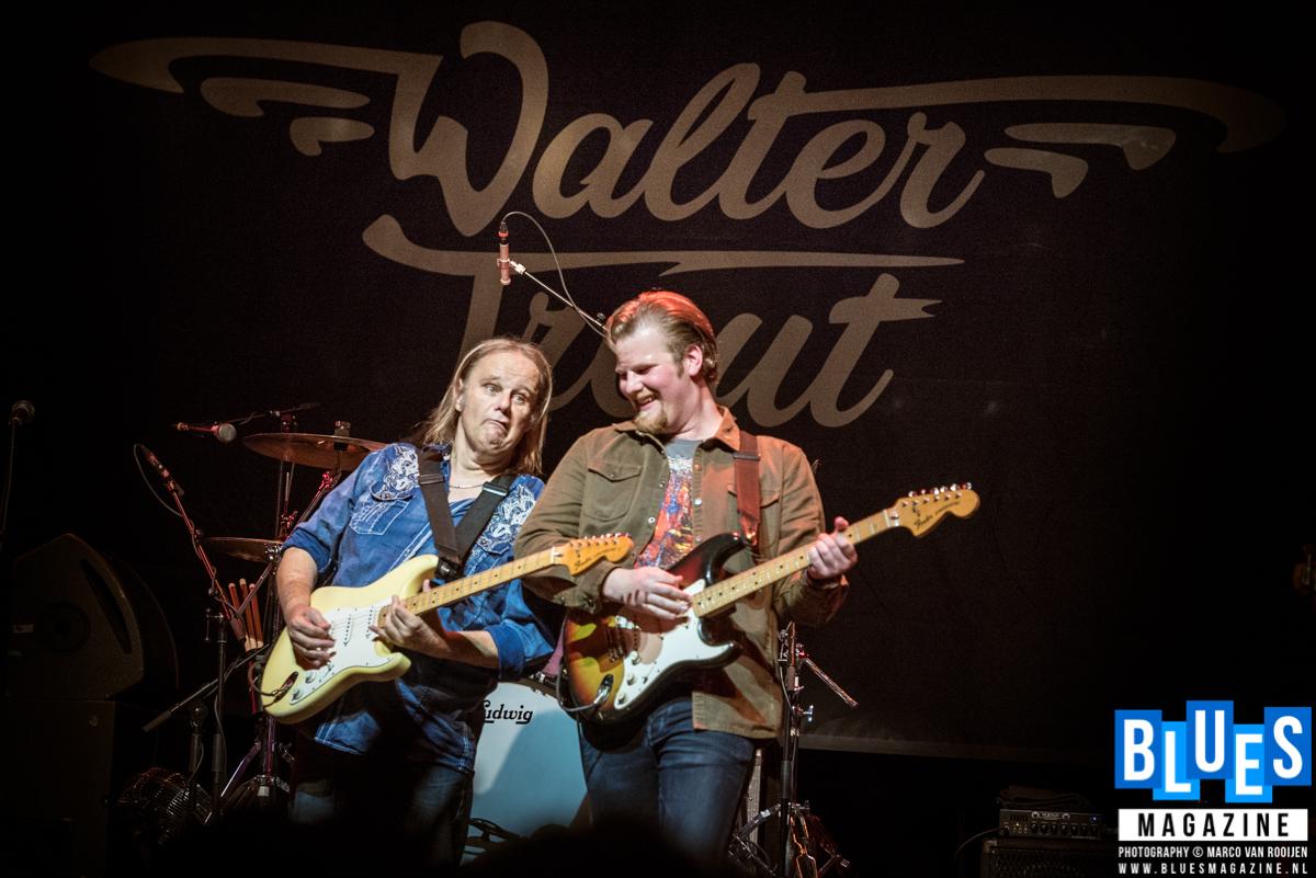 Walter & Jon Trout