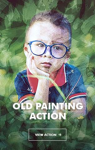 Mix Oil Painting Photoshop Action - 94