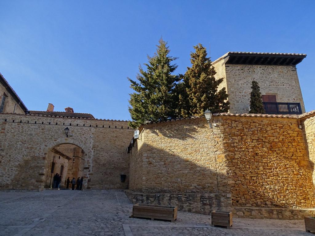 La Iglesuela del Cid Calles Medievales Comarca del Maestrazgo Teruel 03