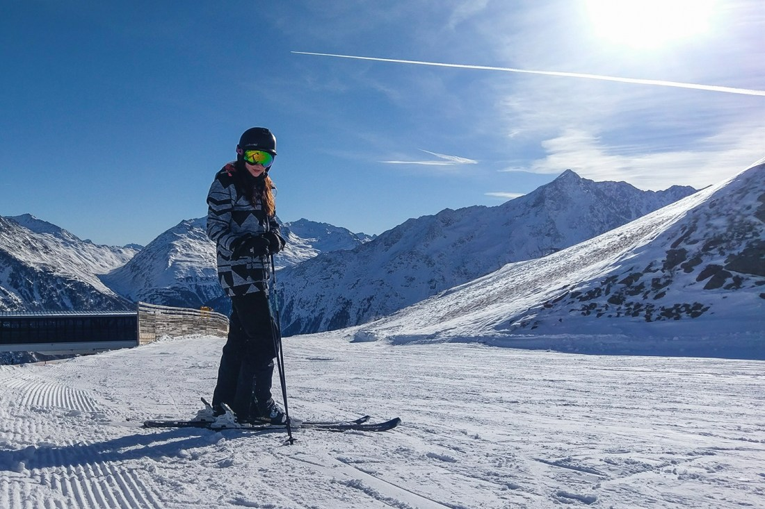 Ski Holiday in Solden, Austria