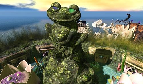 Mudrana Frog