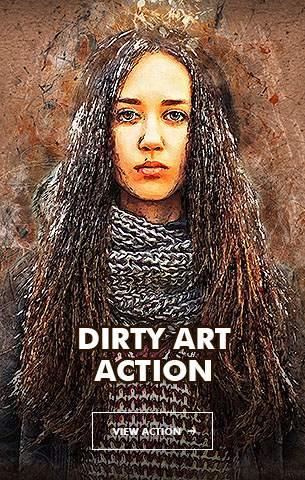 Ink Spray Photoshop Action V.1 - 13