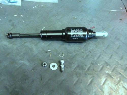 Steering Damper Parts
