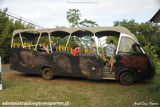 Bus Ara Moai (Turismo) | Hanga Roa | Inrecar Géminis - Chevrolet / HJRY62