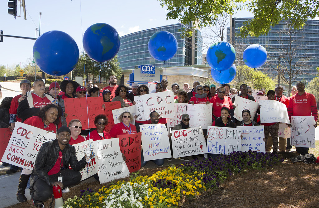 Centers for Disease Control Protest - Atlanta, GA