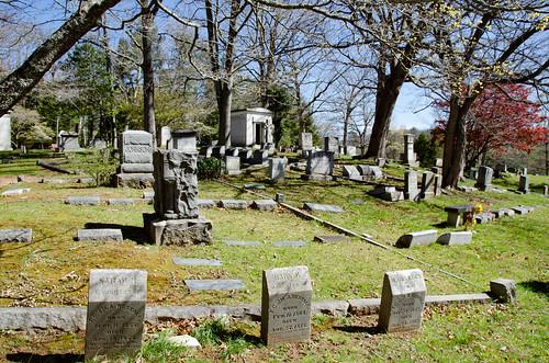 Riverside Cemetery Asheville