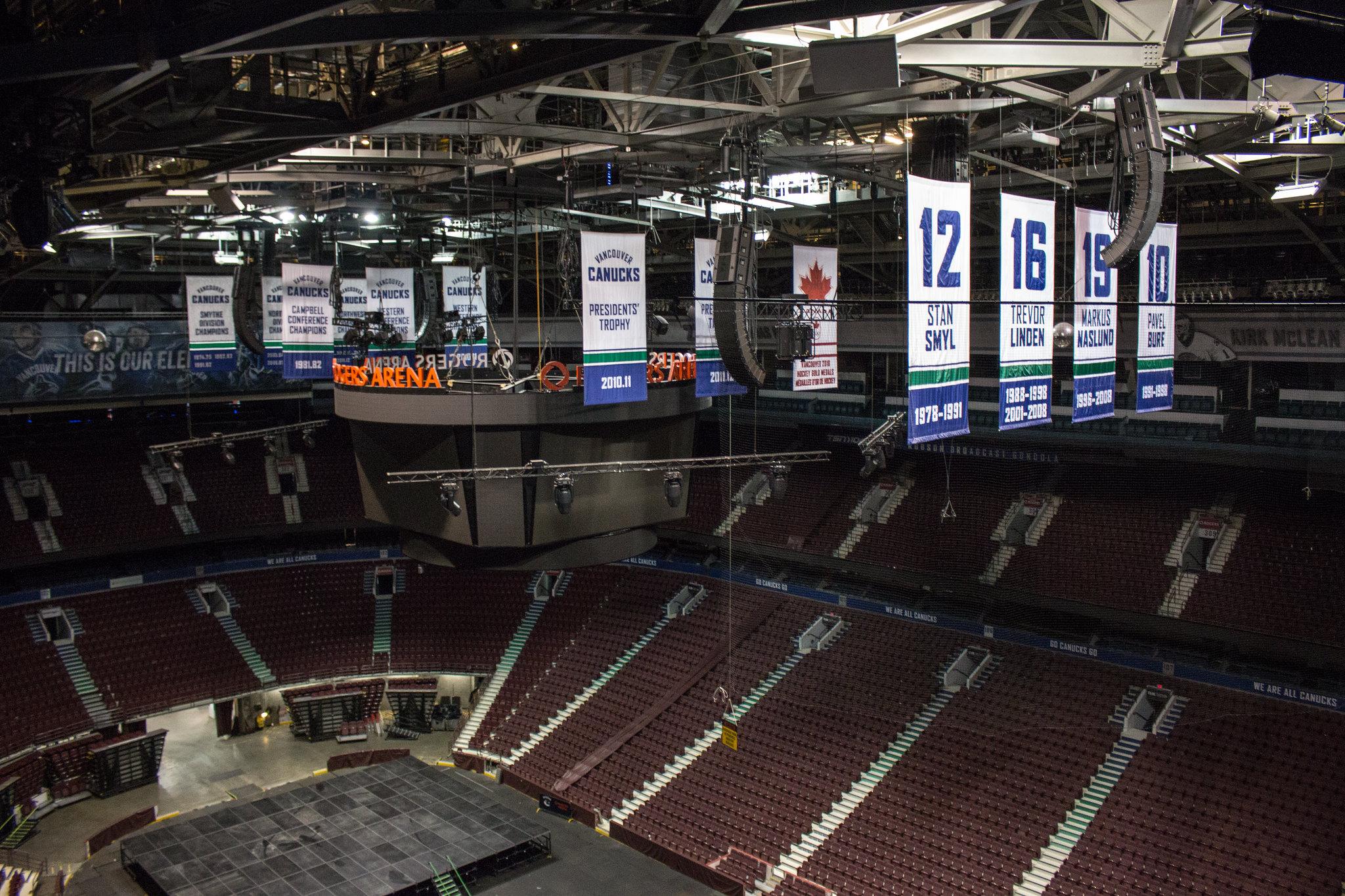 Club 500 Rogers Arena