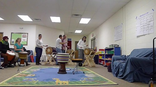 Drumming 1