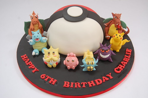 Pokemon Birthday Cakes Near Me