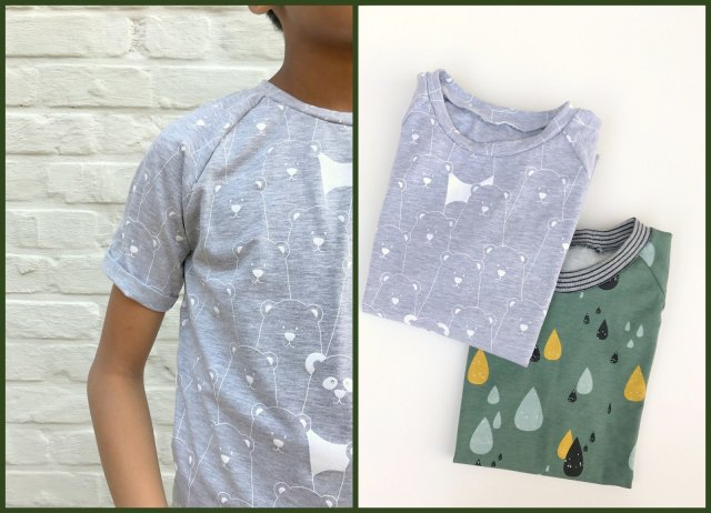 t-shirts (collage)