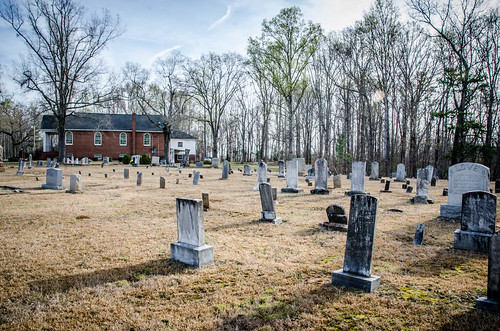 Canaan Methodist Church and Cemetery-013