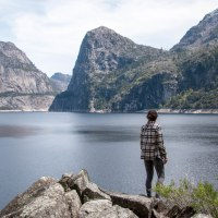 Hetch Hetchy and Waterfalls