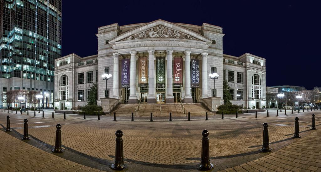 Schermerhorn Symphony Center Home To Nashvilles